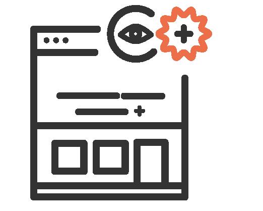 Icono de control de audio